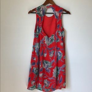 LuLu's I Floral Halter Dress